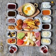 Serpme Kahvaltı (2 kişilik)