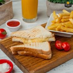 Kaşar Peynirli Tost (Klasik)