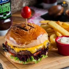Cheeseburger - 140 gr