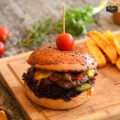 Mexico Burger - 140 gr