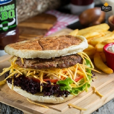 Bazlama Burger