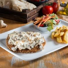Mantarlı Schnitzel