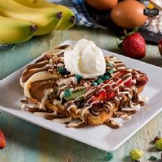 Karışık Waffle