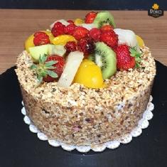 Meyveli Pasta 0 No
