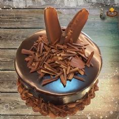 Çikolatalı Pasta 2 No