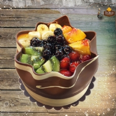 Meyveli Pasta 2 No