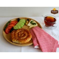 Gül Böreği (Peynirli)