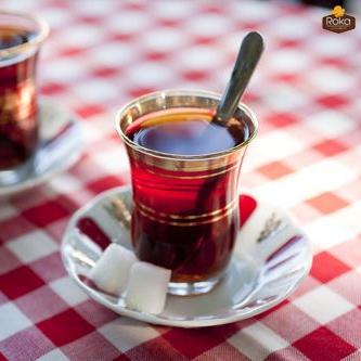 Demleme Bardak Çay
