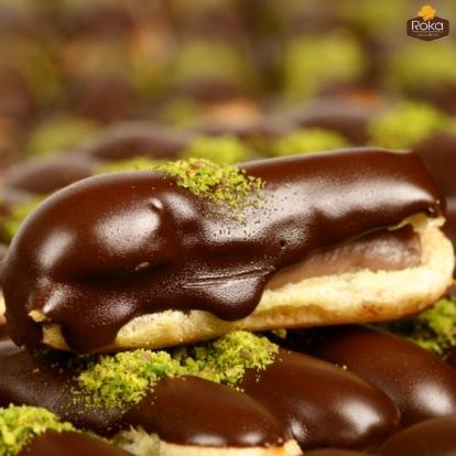 Ekler (Çikolatalı)