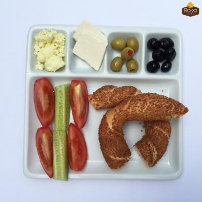 Simit Kahvaltı