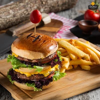 Mega Burger - 280 gr