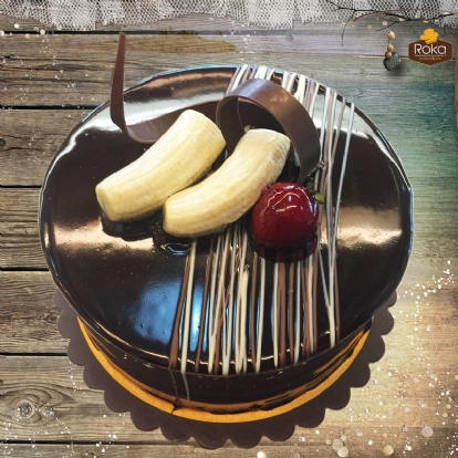 Muzlu - Çikolatalı Pasta 0 No