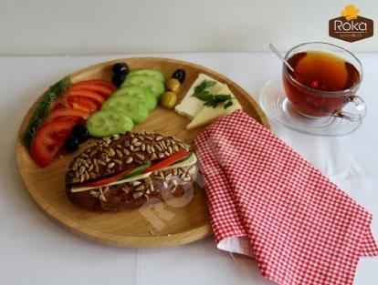 Çekirdekli Sandviç (Kaşarlı)
