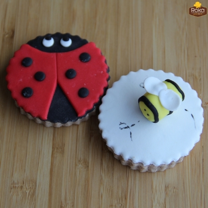 Uğur Böceği - Arı