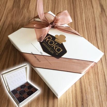 Özel Madlen Çikolata Serisi (425gr)